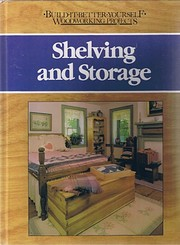 Shelving and Storage…
