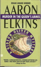 Murder in the Queen's Armes by Aaron Elkins