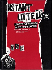 Instant litter : concert posters from…
