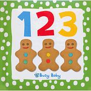 Busy Baby Dotty 123 – tekijä: Joanna…