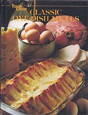 Classic One-Dish Meals by Family Circle…