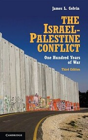The Israel-Palestine Conflict: One Hundred…
