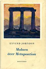 Molnen över Metapontion : en roman –…