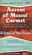 The Ascent of Mount Carmel by St. John of…