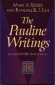 The Pauline Writings: An Annotated…