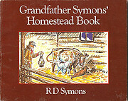 Grandfather Symons' homestead book af…