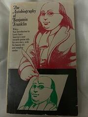Autobiography of Benjamin Franklin de…