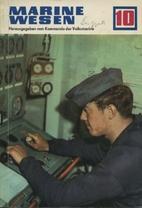 Marinewesen 10/1971 by Kommando der…