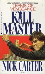 Killmaster #229/Terms of Vengeance…