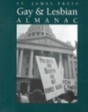 St. James Press Gay and Lesbian Almanac por…