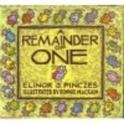 A Remainder of One por Elinor J. Pinczes