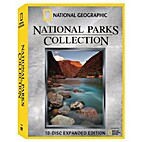 National Parks Collection (10 Discs) by…