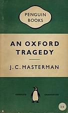An Oxford Tragedy by J. C. Masterman