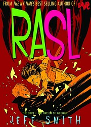 RASL: Pocket Book One av Jeff Smith