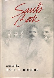 Saul's Book – tekijä: Paul T. Rogers