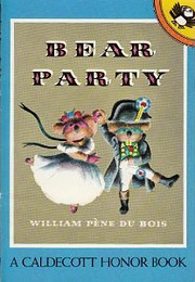 Bear Party de William Pène du Bois