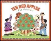 ten red apples av Pat Hutchins