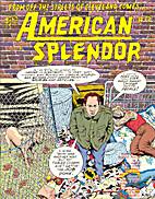 American Splendor #15 by Harvey Pekar