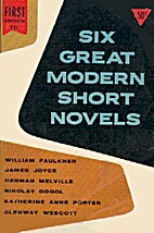 Six Great Modern Short Novels by James Joyce