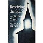 Receiving the spirit at Old First Church by…