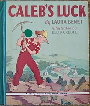 Caleb's Luck by Laura Benet