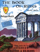 The Book of Ruins (Judges Guild) by Michael…