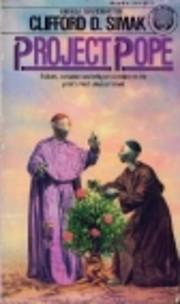 Project Pope de Clifford D. Simak