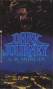 Dark Journey: A Novel of Horror de A. R.…