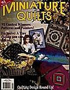 Miniature Quilts...magazine...spring 1994