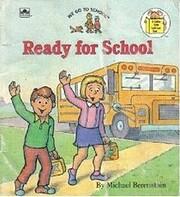 Ready For School de Michael Berenstain