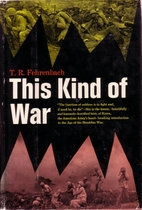 This Kind of War: A Study in Unpreparedness…