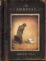 The Arrival av Shaun Tan