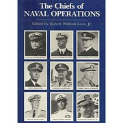 The Chiefs of Naval Operations de Robert…