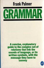 Grammar av F. R. Palmer