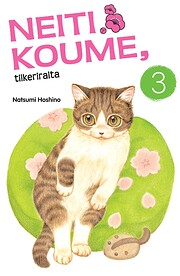 Neiti Koume, tiikeriraita 3 – tekijä:…
