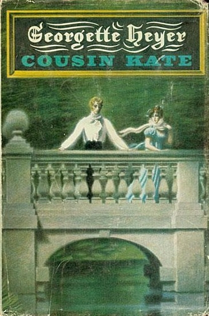 Cousin Kate cover