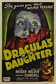 Dracula's Daughter [1936 film] – tekijä:…