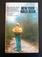 New York Walk Book by New York-New Jersey…
