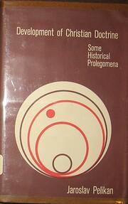 Development of Christian Doctrine: Some…