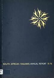 Annual Report 1975-76 – tekijä: J. G. H.…