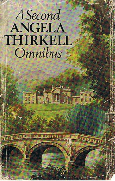 A Second Angela Thirkell Omnibus cover