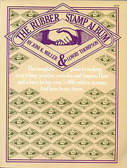 Rubber Stamp Album por Joni K. Miller