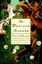 THE UNICORN SONATA. av Peter S. Beagle