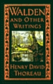 Walden and Other Writings por Henry David…