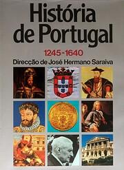 Historia de Portugal 1245-1640 par Jose…