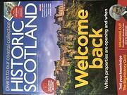 Historic Scotland Magazine: Autumn 2020 av…