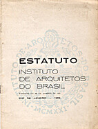 Estatuto : Instituto de Arquitetos do Brasil…