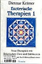 Nieuwe therapieën met etherische oliën en…