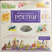 A Child's Introduction to Poetry: Listen…