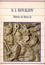 Historia de Roma / S. I. Kovaliov ;…